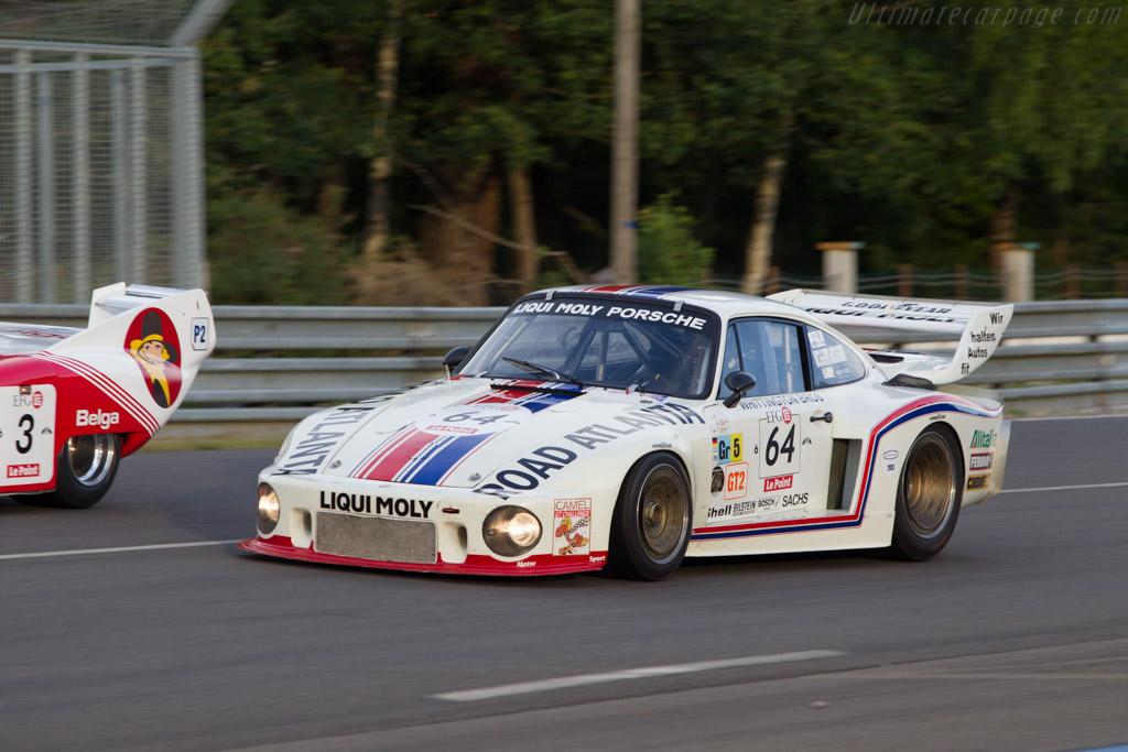 Porsche 935/77A - Chassis: 930 890 0016   - 2014 Le Mans Classic