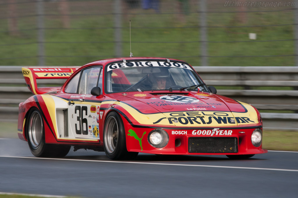 Porsche 935/77A - Chassis: 930 890 0015   - 2012 Le Mans Classic