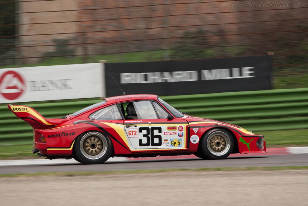Porsche 935/77A - Chassis: 930 890 0015   - 2013 Imola Classic