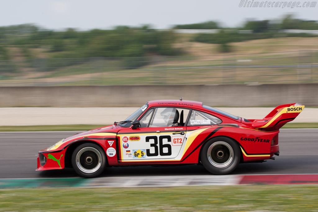 Porsche 935/77A - Chassis: 930 890 0015   - 2014 Mugello Classic