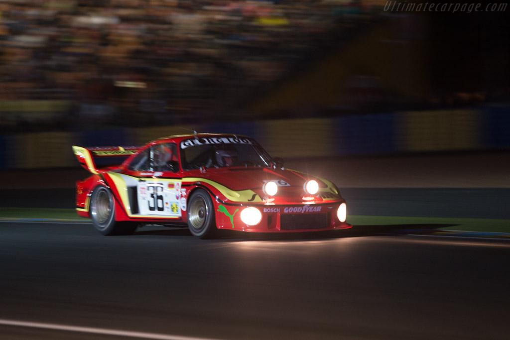 Porsche 935/77A - Chassis: 930 890 0015   - 2014 Le Mans Classic