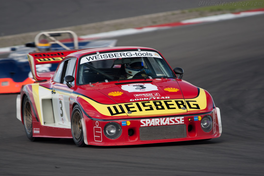 Porsche 935/77A - Chassis: 930 890 0011   - 2009 Le Mans Series Nurburgring 1000 km