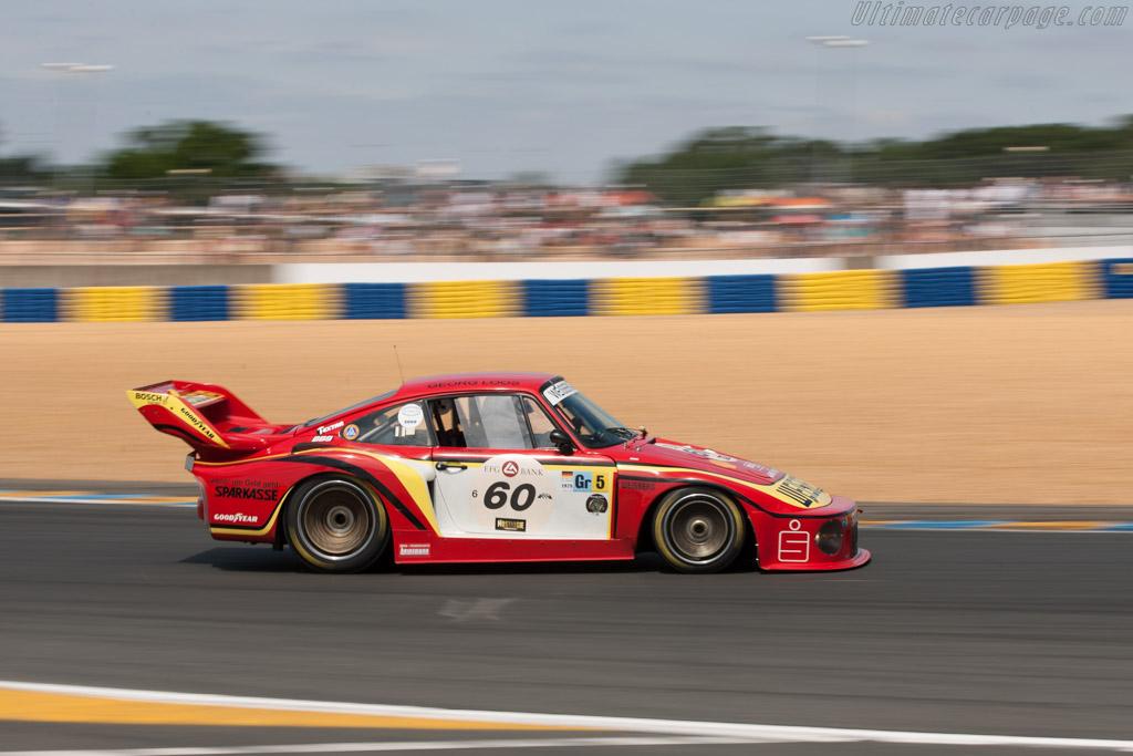 Porsche 935/77A - Chassis: 930 890 0011   - 2010 Le Mans Classic