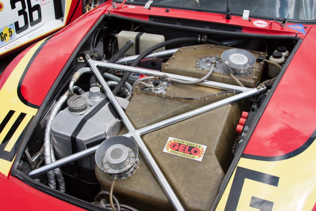 Porsche 935/77A - Chassis: 930 890 0011   - 2014 Spa Classic