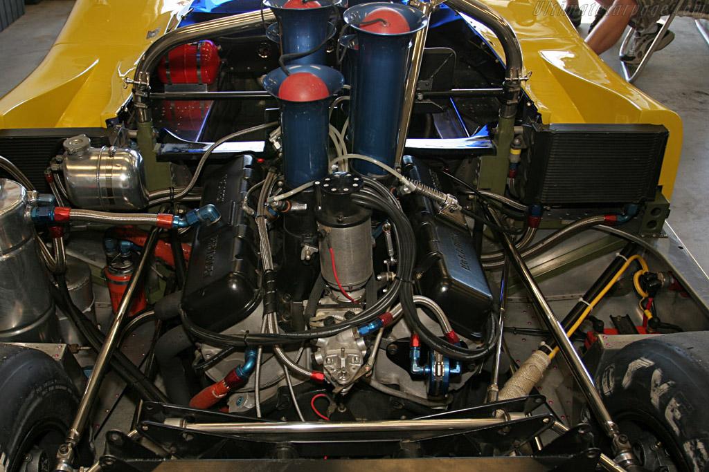 McLaren M8E Chevrolet - Chassis: M8E-80-04   - 2007 Monterey Historic Automobile Races