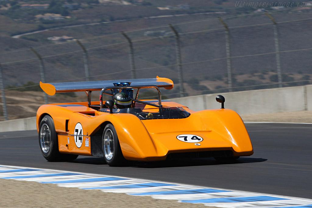 McLaren M8E Chevrolet - Chassis: M8E-80-01   - 2007 Monterey Historic Automobile Races