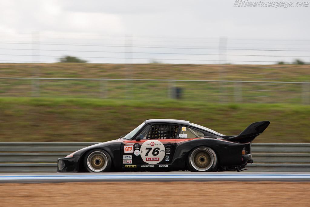 Porsche 935/79 - Chassis: 930 990 0029   - 2012 Le Mans Classic