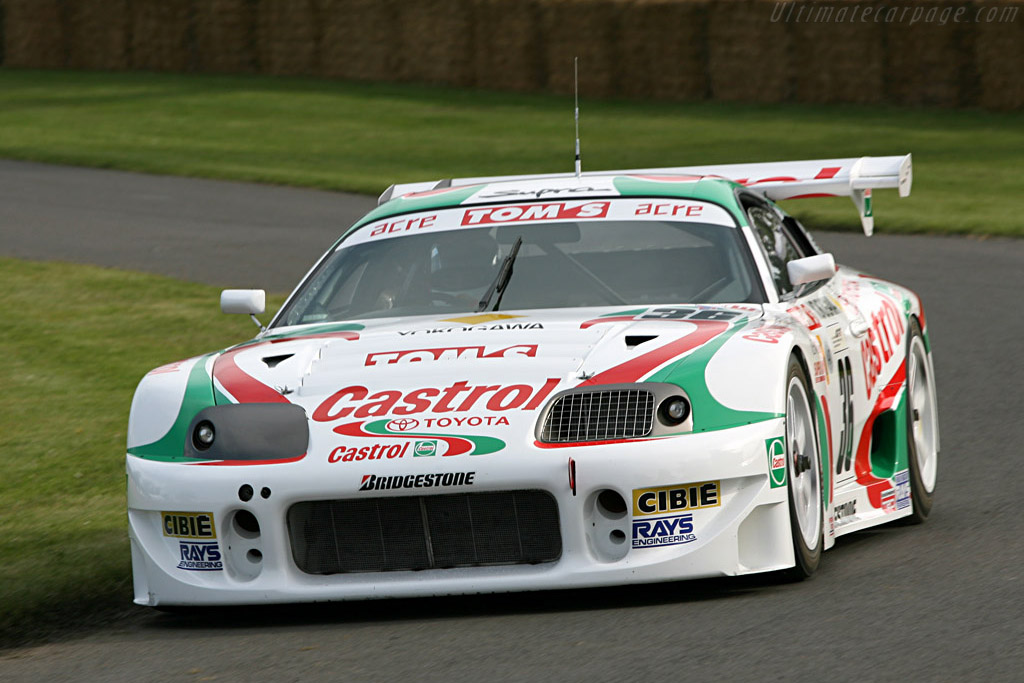 1997 Toyota Tom S Supra Gt500 Images Specifications And Information