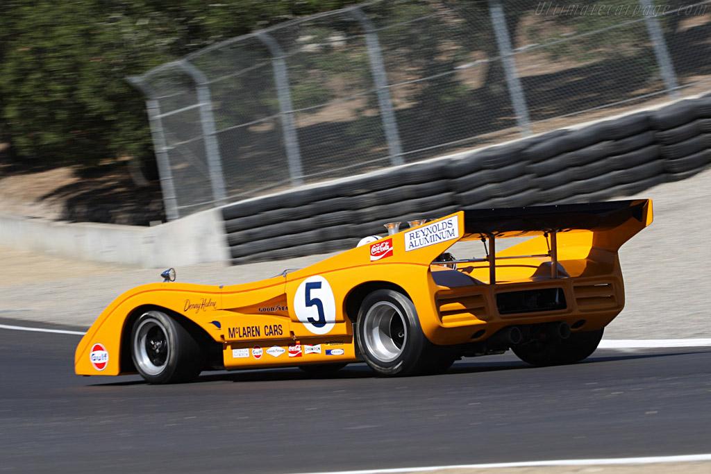 McLaren M8F Chevrolet - Chassis: M8F/2   - 2007 Monterey Historic Automobile Races