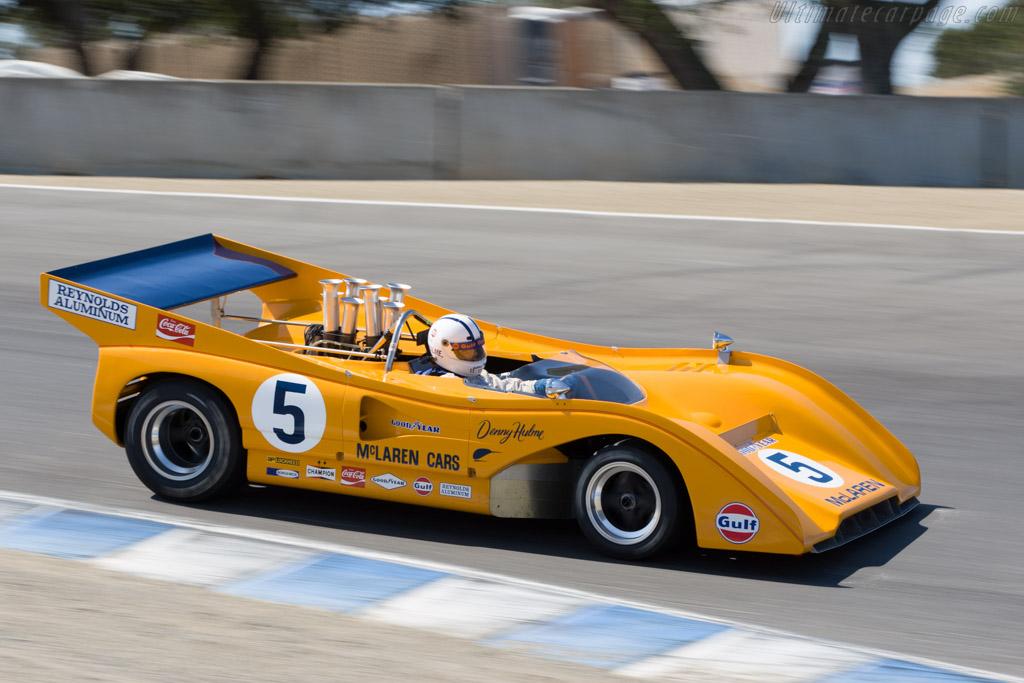 McLaren M8F Chevrolet - Chassis: M8F/2   - 2008 Monterey Historic Automobile Races