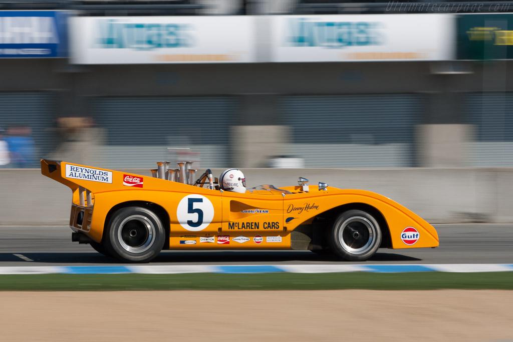McLaren M8F Chevrolet - Chassis: M8F/2   - 2011 Monterey Motorsports Reunion