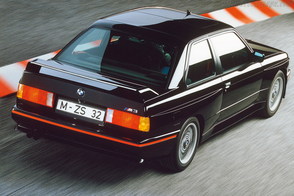 Click here to open the BMW M3 Sport Evolution gallery