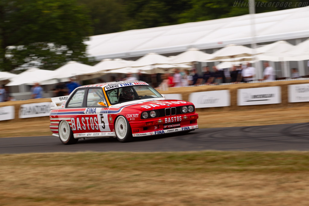 BMW M3 Group A - Chassis: 120807 - Driver: Steve Soper  - 2018 Goodwood Festival of Speed