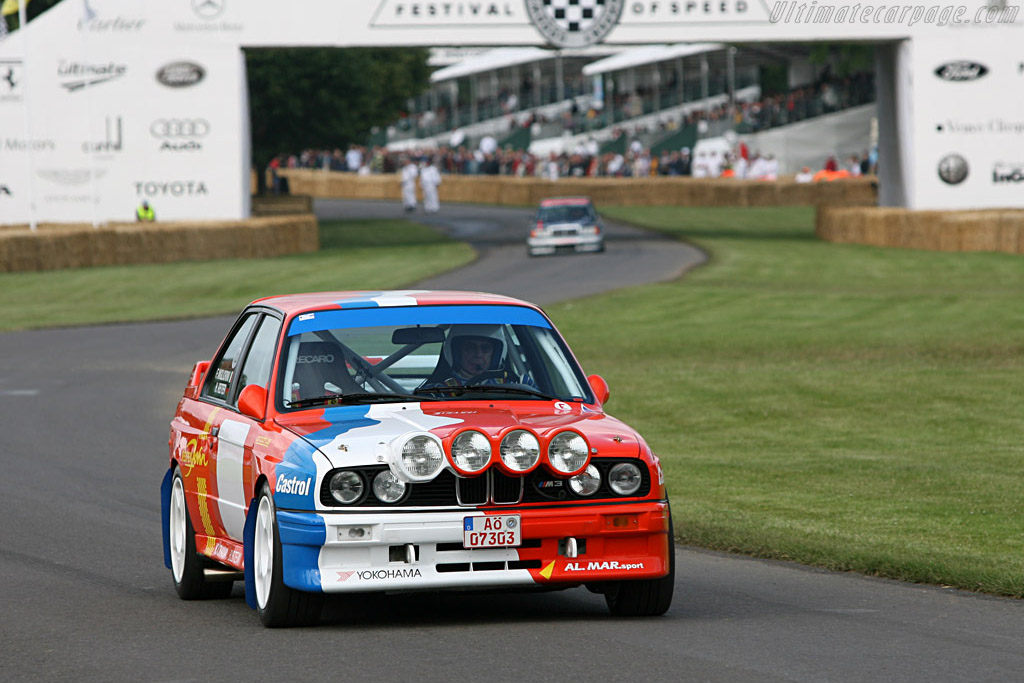 BMW M3 Group A    - 2007 Goodwood Festival of Speed