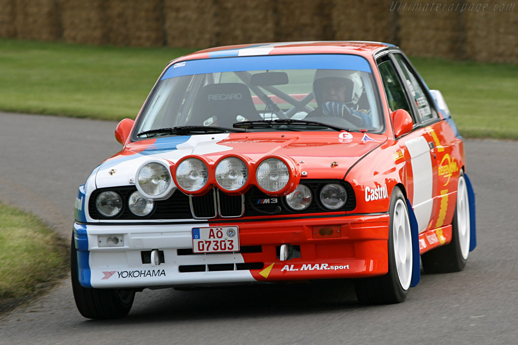 1987 1988 BMW M3 Group A Images Specifications And