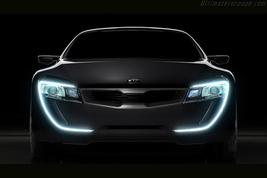 Kia Sports Coupe Concept