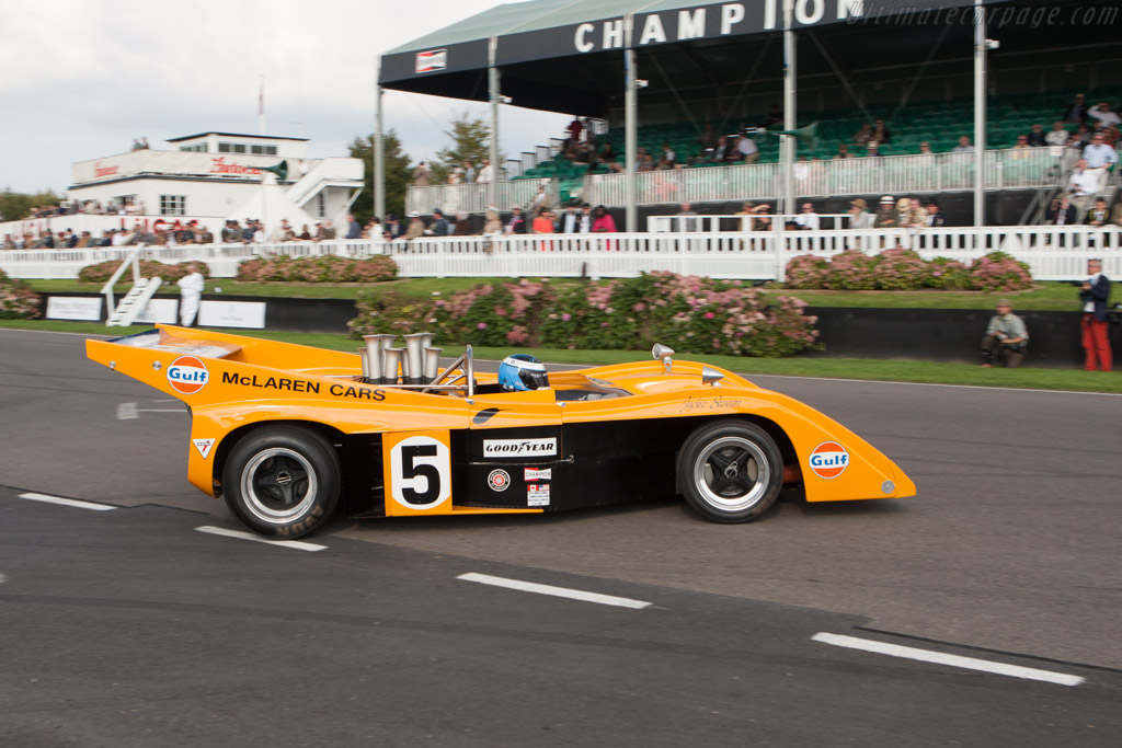 McLaren M20 Chevrolet - Chassis: M20-3   - 2014 Goodwood Revival