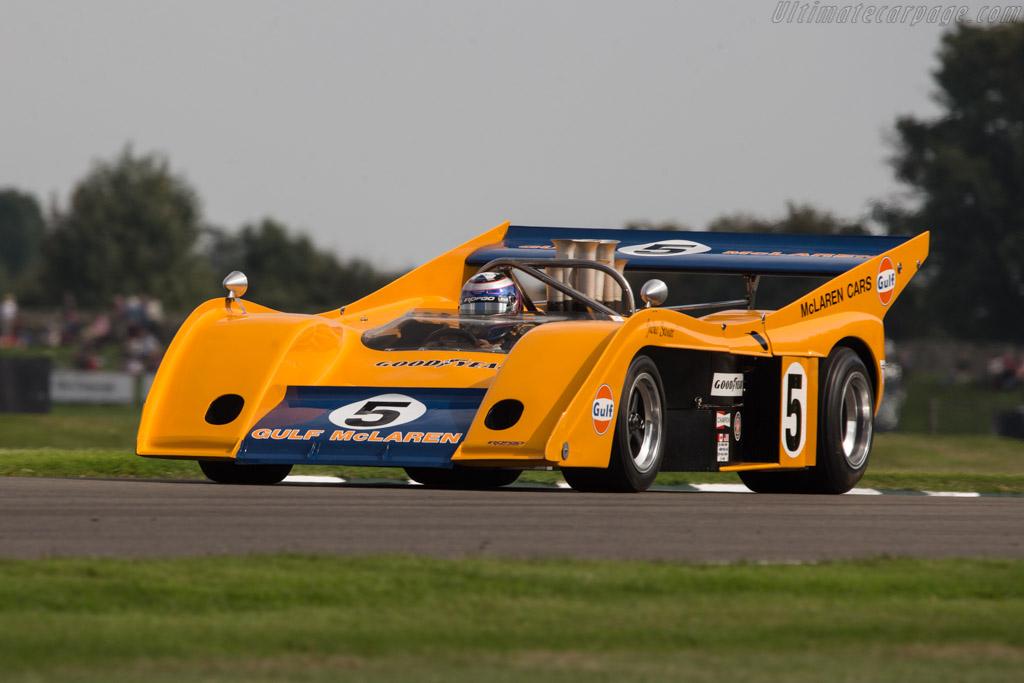 McLaren M20 Chevrolet - Chassis: M20-3   - 2014 Goodwood Revival