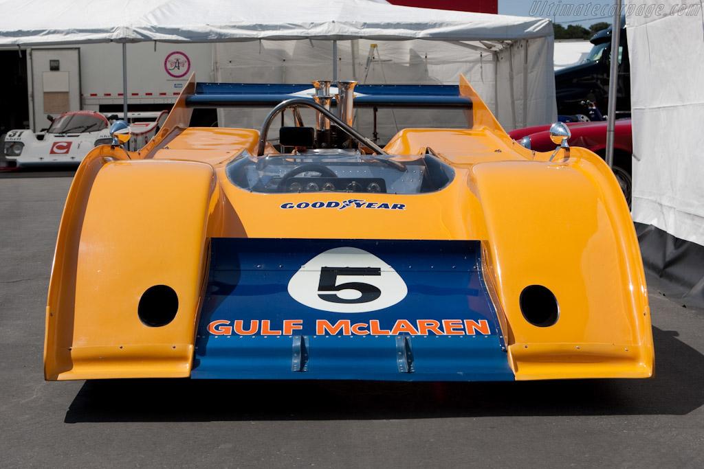 McLaren M20 Chevrolet - Chassis: M20-2   - 2009 Monterey Historic Automobile Races