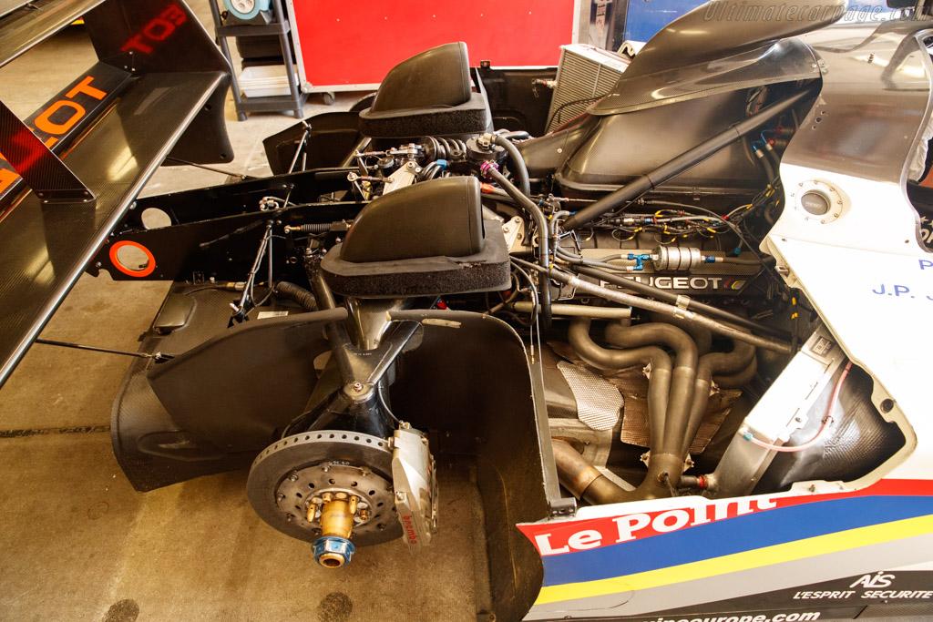 Peugeot 905 Evo 1 Bis - Chassis: EV16   - 2018 Le Mans Classic