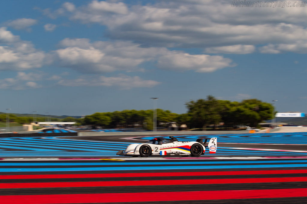 Peugeot 905 Evo 1 Bis - Chassis: EV16  - 2018 Dix Mille Tours