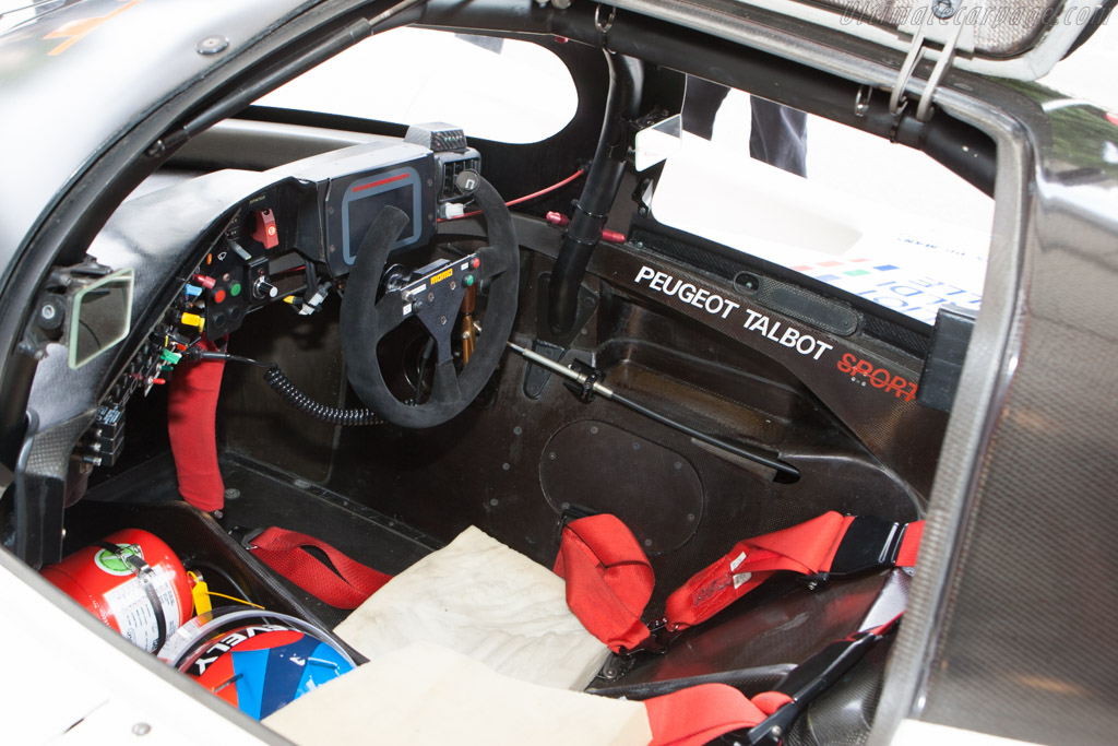 Peugeot 905 Evo 1 Bis - Chassis: EV16   - 2012 Goodwood Festival of Speed