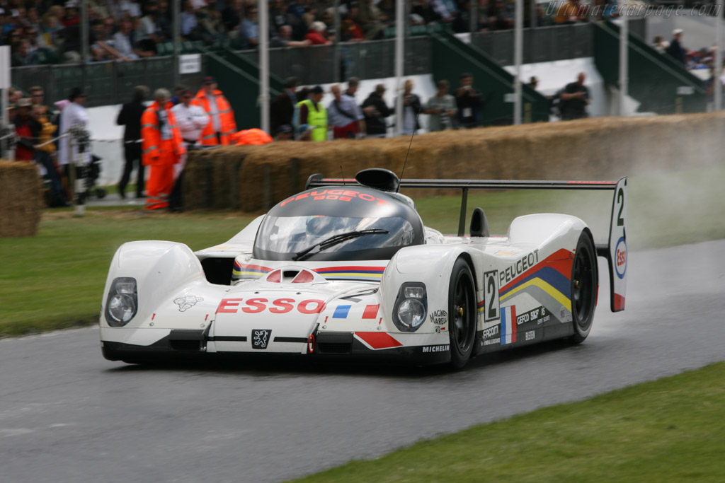 Peugeot 905 Evo 1 Bis - Chassis: EV16   - 2007 Goodwood Festival of Speed