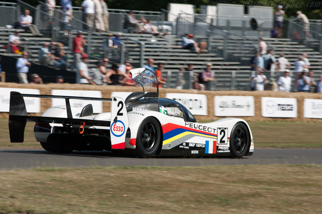 Peugeot 905 Evo 1 Bis - Chassis: EV16   - 2009 Goodwood Festival of Speed