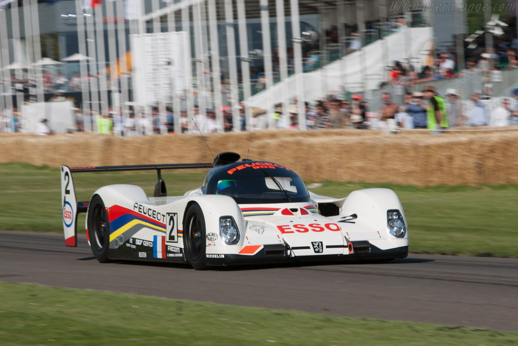 Peugeot 905 Evo 1 Bis - Chassis: EV16   - 2011 Goodwood Festival of Speed