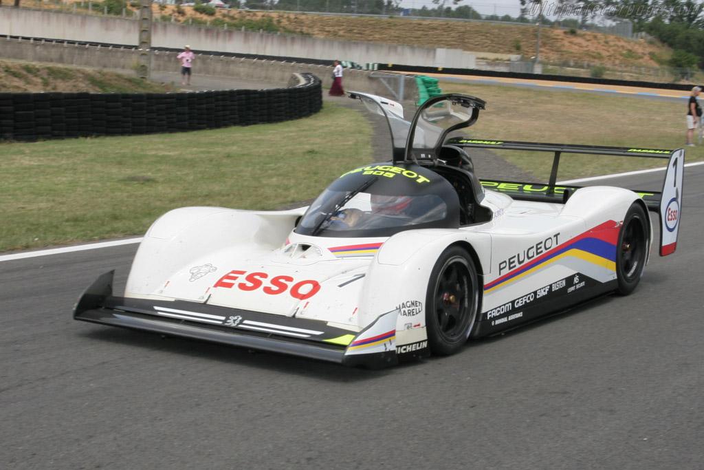 Peugeot 905 Evo 1 Bis - Chassis: EV15   - 2006 Le Mans Classic