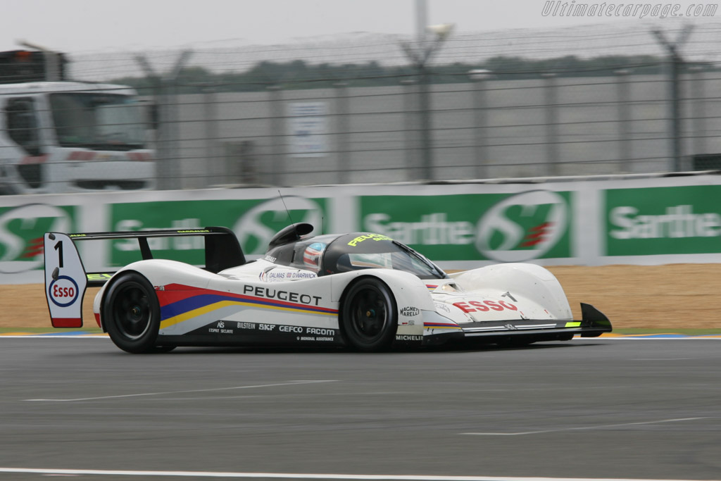 Peugeot 905 Evo 1 Bis - Chassis: EV15   - 2006 Le Mans Classic