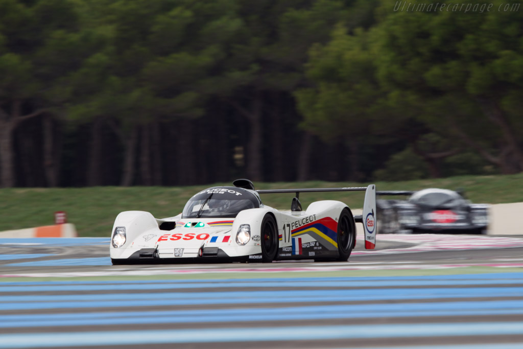 Peugeot 905 Evo 1 Bis - Chassis: EV13   - 2013 Dix Mille Tours