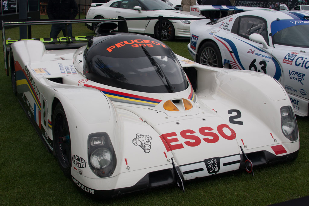Peugeot 905 Evo 1 Bis - Chassis: EV11   - 2012 Le Mans Classic