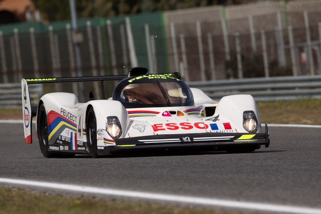 1991 Peugeot 905 Evo 1 Bis Chassis Ev14
