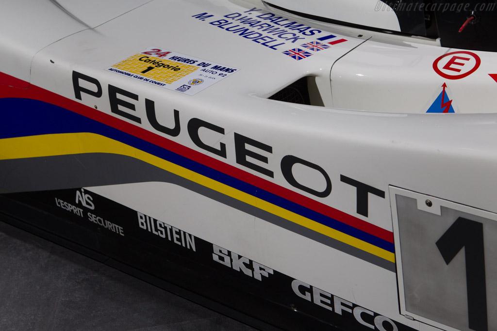 Peugeot 905 Evo 1 Bis - Chassis: EV17   - 2014 Geneva International Motor Show