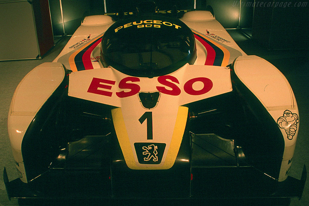 Click here to open the Peugeot 905 Evo 2 'Supercopter' gallery