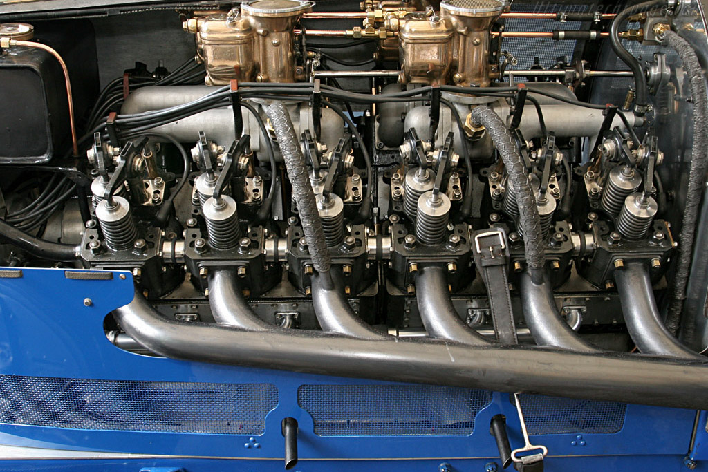 Delage DH V12 - Chassis: 8392  - 2007 Goodwood Festival of Speed