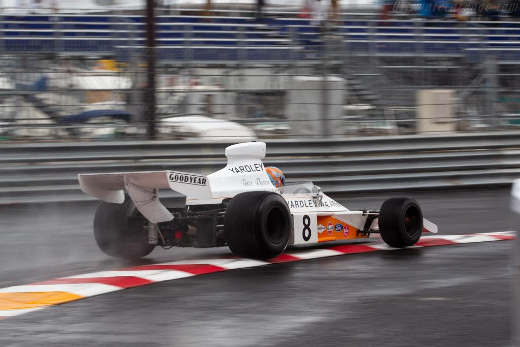McLaren M23 Cosworth - Chassis: M23-4   - 2018 Monaco Historic Grand Prix
