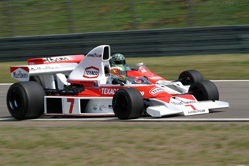 McLaren M23 Cosworth