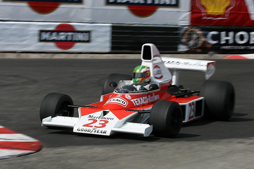 McLaren M23 Cosworth - Chassis: M23-8   - 2006 Monaco Historic Grand Prix