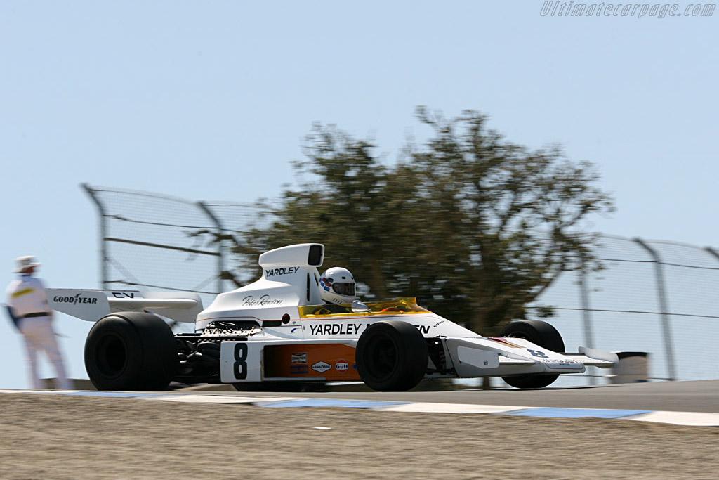 McLaren M23 Cosworth - Chassis: M23-3   - 2006 Monterey Historic Automobile Races