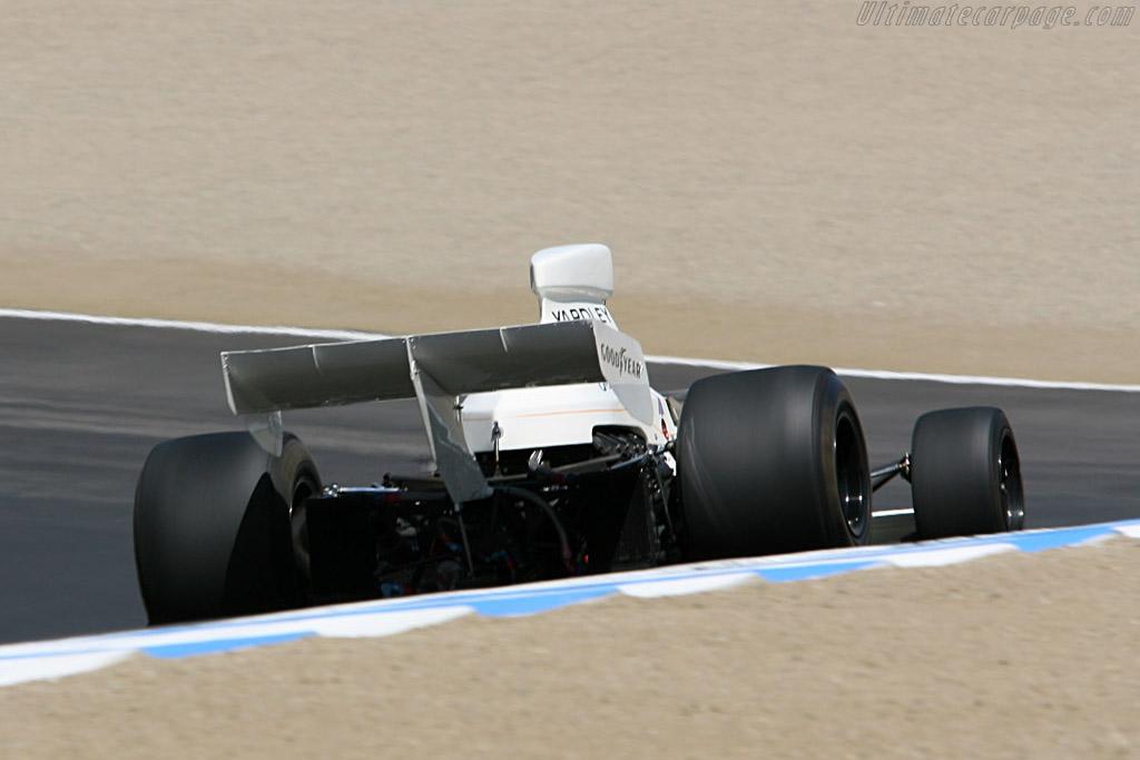 McLaren M23 Cosworth - Chassis: M23-1   - 2006 Monterey Historic Automobile Races
