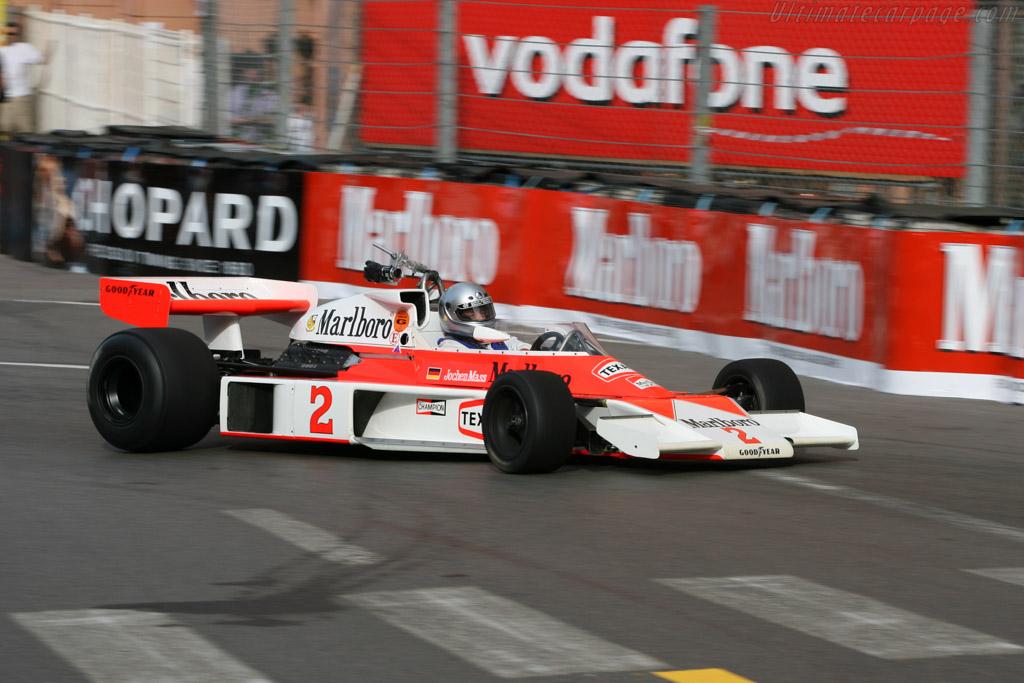 McLaren M23 Cosworth - Chassis: M23-12  - 2006 Monaco Historic Grand Prix