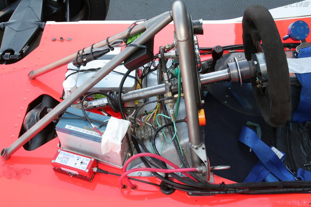 McLaren M23 Cosworth - Chassis: M23-12  - 2006 Monterey Historic Automobile Races
