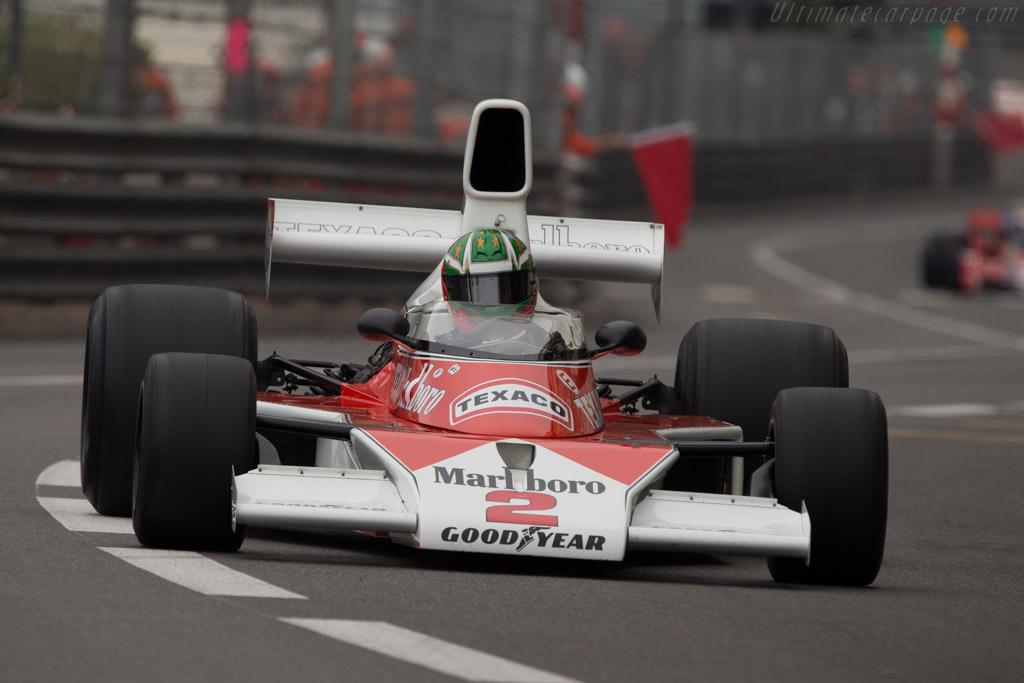 McLaren M23 Cosworth - Chassis: M23-8   - 2014 Monaco Historic Grand Prix