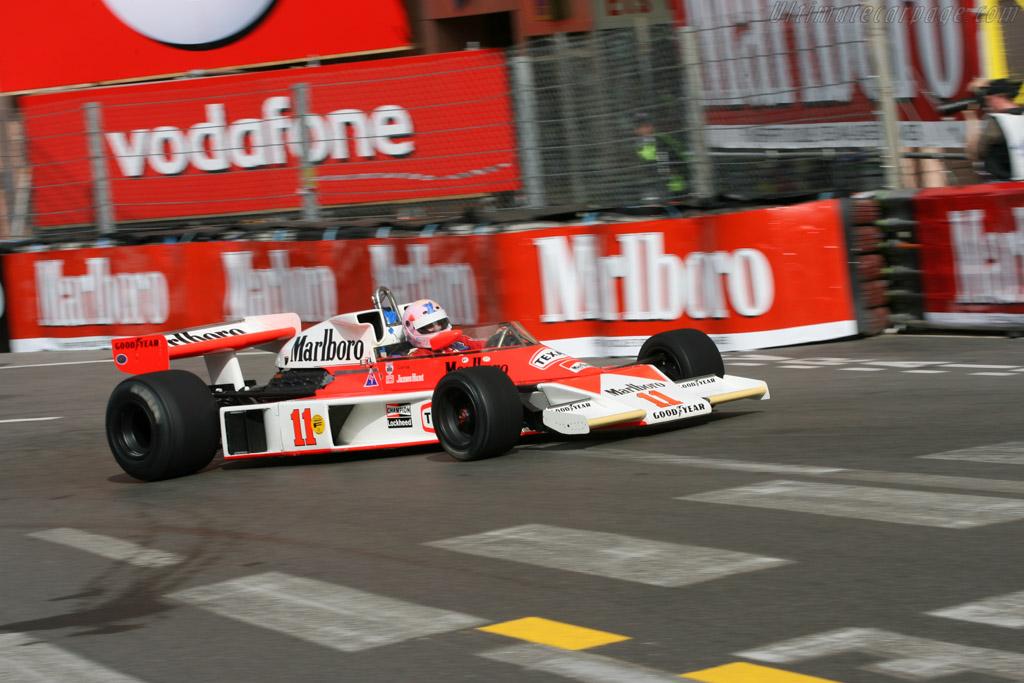 McLaren M23 Cosworth - Chassis: M23-6   - 2006 Monaco Historic Grand Prix