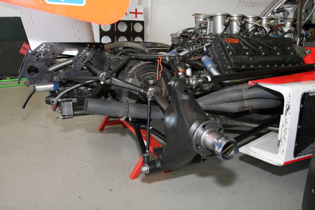 McLaren M23 Cosworth - Chassis: M23-6   - 2006 Silverstone Classic