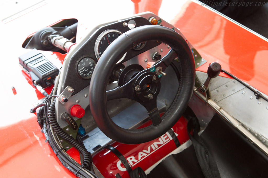 McLaren M23 Cosworth - Chassis: M23-5   - 2013 Goodwood Festival of Speed