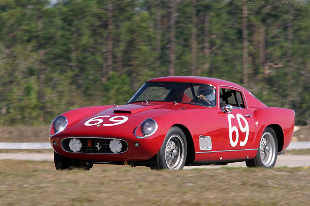 Ferrari 250 GT TdF Scaglietti '3-Louvre' Coupe - Chassis: 0787GT   - 2005 Cavallino Classic