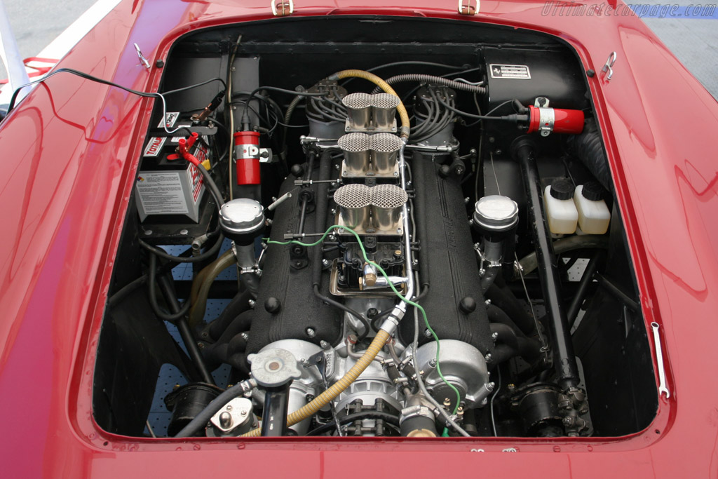 Ferrari 250 GT TdF Scaglietti '3-Louvre' Coupe - Chassis: 0787GT   - 2007 Monterey Historic Automobile Races
